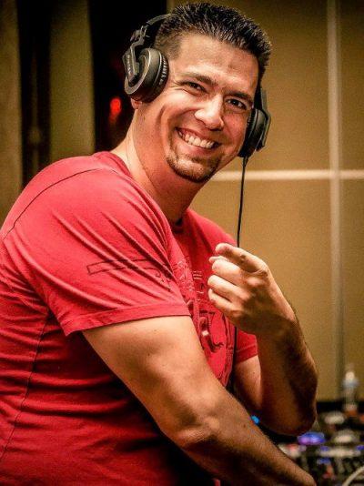 Mike Johnson, DJ Cognition